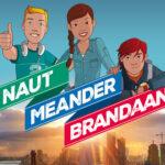Naut, Meander en Brandaan