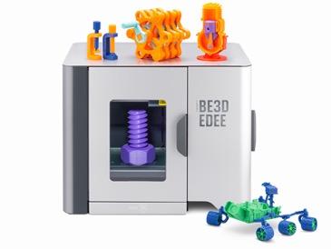 Tip voor Natuurkunde: Veilig 3D-printen in het STEAM leerplan
