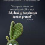 Kinderpraatje: Plantjes