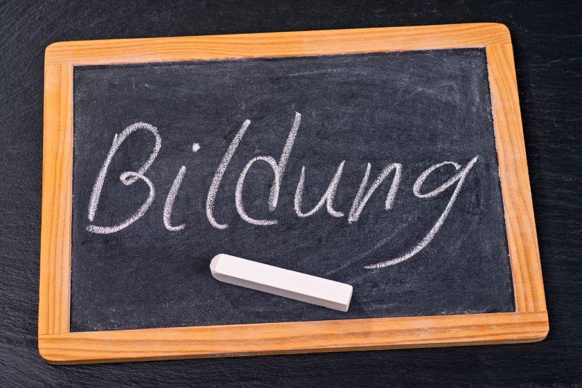 Duits Actueel Malmberg schoolbord Bildung