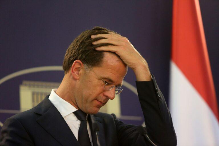 Over Mark Rutte