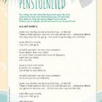 Pensioenlied