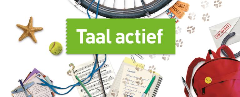 Start je schooljaar met Taal actief 4