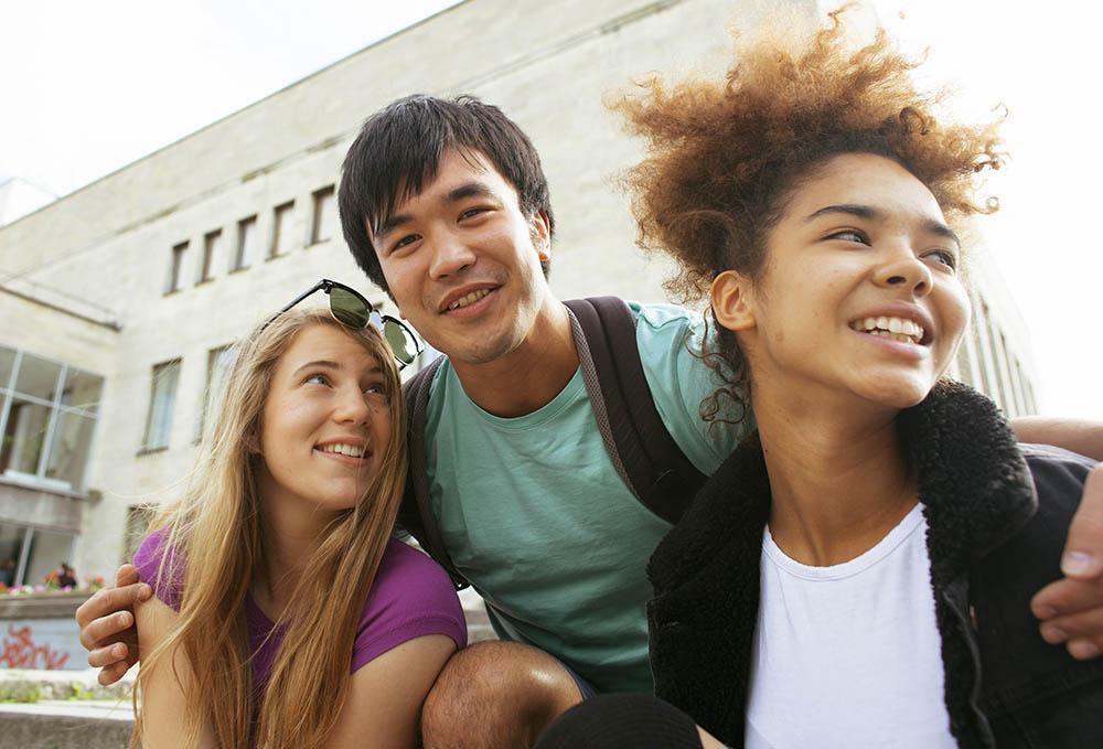 'We leren leerlingen de kunst van het samenleven'