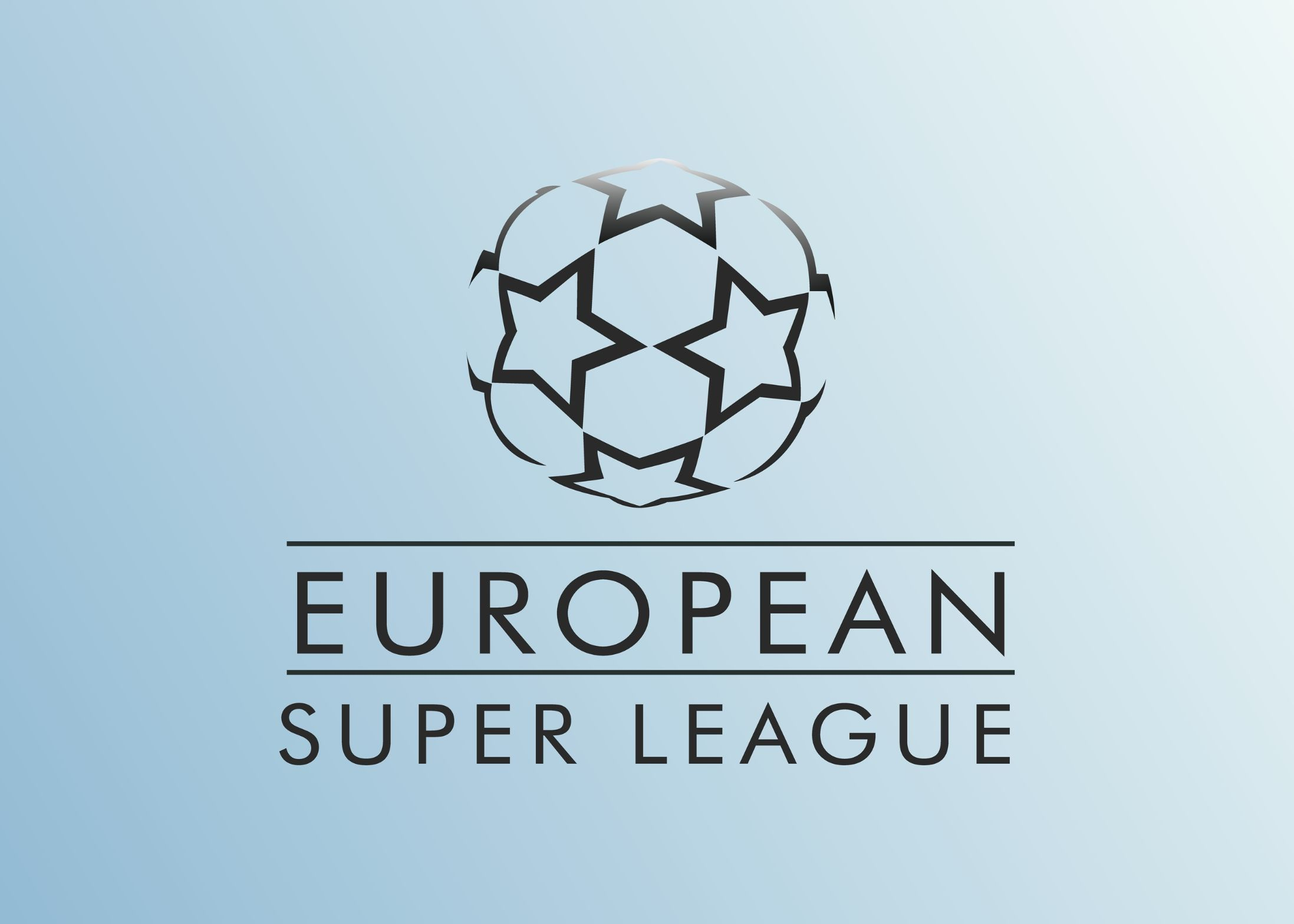 Europese super league Talent actueel voetbal