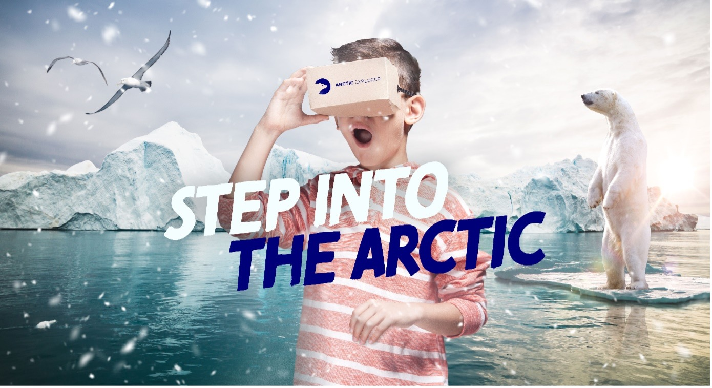 Step into the arctic