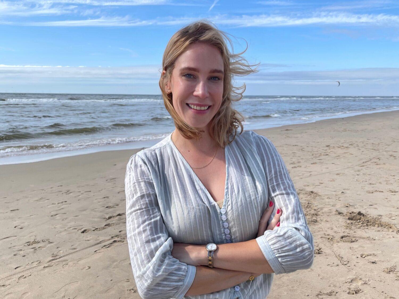 Juf van de maand september 2021: Saskia van Duuren