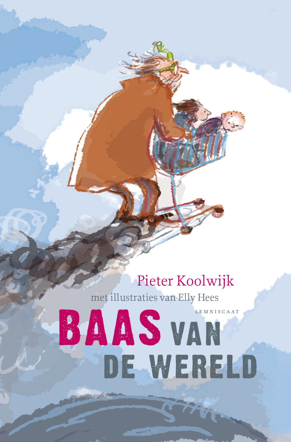 Baas van de wereld - kinderboekenweek 2021