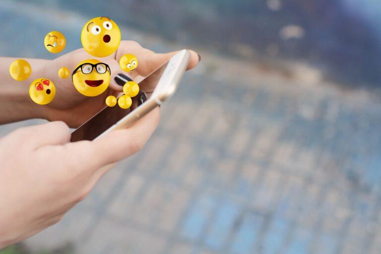 De wereld achter de emoji's